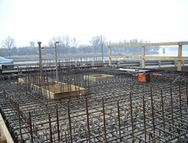 Partfal rekonstrukciós munkálatok
