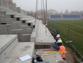 MÁV FC stadion